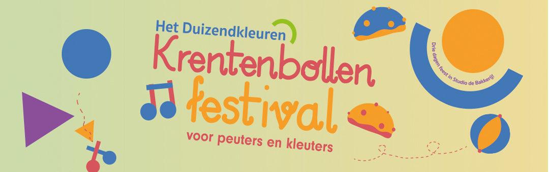 Het Duizendkleuren Krentenbollenfestival (2 t/m 5jr)