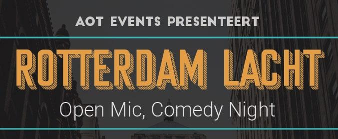 Rotterdam Lacht 1e show