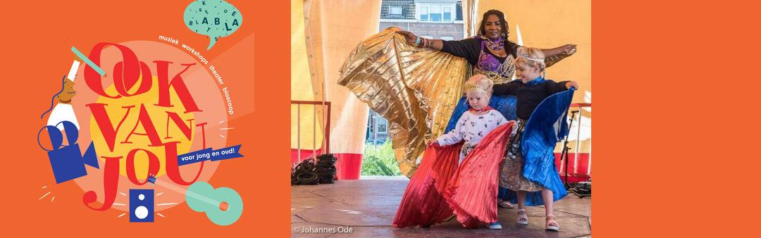 Ook van jou Zomerweken – Workshop Buikdans (4-12jr)