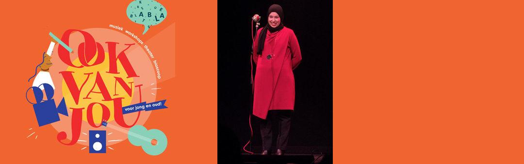 Ook van jou Zomerweken – Hanina's kinderkletsshow (4-12jr)